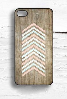 Pastel Chevron case for iphone