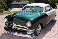 I die.   in love with this '49 Ford