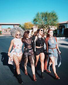 Taciele Alcolea e Maddu Magalhães ! Look Coachella 2017 Festival de música looks estilosos