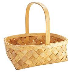Large Woven Chipwood Gift Baskets at Big Lots.           #BigLots