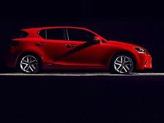 Lexus CT sport-Lexus.com