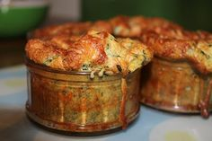 Spinaziesoufflé (glutenvrij)