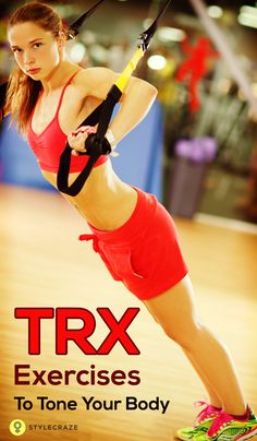 TRX suspension training is a wonderful system that will give your total body a burning workout and still be fun! Here are the top 10 complete TRX workout exercises to give you a total body workout: Daily Health Tips, Body Challenge, Butt Workout, Workout Exercises, Body Exercises, Bodybuilding Workouts, Powerlifting, Strength Training, Weight Lifting