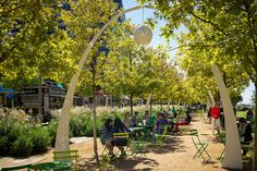 Klyde_Warren_Park-Office_of_James_Burnett-07 « Landscape Architecture Works | Landezine
