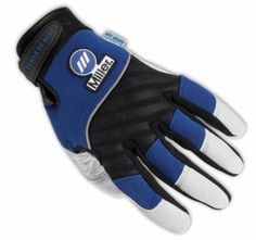 Miller Metalworker Gloves Size M - 251066