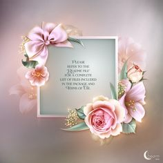 Moonbeam's Love's Bouquet (FS/CU) [Moonbeam's Love's Bouquet] : Scrap and Tubes Store, Digital Scrapbooking Supplies Flower Background Wallpaper, Flower Backgrounds, Paper Background, Happy Birthday Flower, Decoupage, Borders And Frames, Flower Clipart, Flower Frame, Scrapbook Supplies