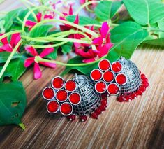 Latest Women Earrings - Stylish Earrings Sale Upto OFF Cotton Sarees Online, Indian Designer Sarees, Earrings, Stuff To Buy, Collection, Ear Rings, Stud Earrings, Ear Piercings, Ear Jewelry
