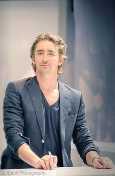Embrace The Lee Pace