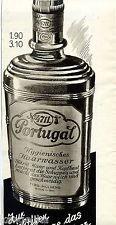 4711--Portugal--Hygienisches Haarwasser-Zur Haarpflege --Werbung von 1935-