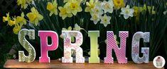 Spring Craft: DIY Home Decor