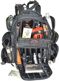 Explorer Tactical Heavy Duty Shooting Range Backpack W/Adjustable Compartments #Explorer