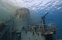 Sunk Ship -USS Kittiwake