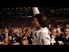 American Masters | Billie Jean King | Trailer | PBS Tennis Videos, Public Television, Billie Jean King, Atomic Age, Woman Standing, Cold War, Masters, American, Tv