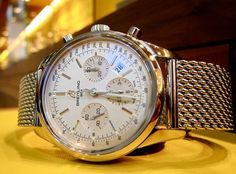 Breitling Transocean Chronograph - WOW AWESOME!!!