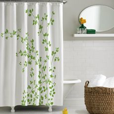 kate spade new york Gardner Street 70' W x 72' L Fabric Shower Curtain - Bed Bath & Beyond