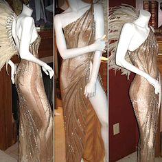 Bob Mackie, Dresses, Fashion, Vestidos, Moda, Fashion Styles, Dress, Fashion Illustrations, Gown