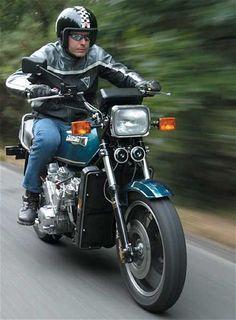 Mad Scientist Allen Millyard Creates 2300cc Kawasaki V-12 Motorcycle - CovalentNews.com