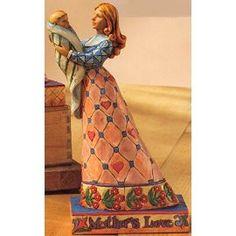 Mother's Love Figurine-Jim Shore