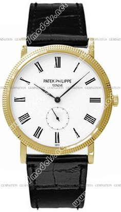 66447c2c6f3 Replica Patek Philippe 5119J Calatrava Mens Watch Watches