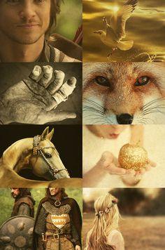The Golden Bird - Grimm Fairy Tale