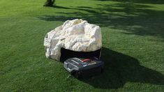 The Rock - Robbi´s neues Zuhause :-)