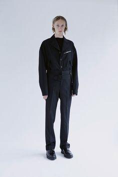 Yang Li - Spring 2017 Menswear
