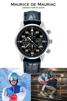 Black Friday Special exclusive for our friends and followers!  The Zürcher – in a speed bundle  Anyone who buys a Modern Chrono by 31 December 2017 will receive from us a half-day with Ramon Zürcher. Together with the esteemed member of Swiss-Ski, you will travel to a snowy location near Zurich, and Ramon will share with you his substantial knowledge; a body of knowledge and experience that led this speed-specialist to become a member of Swiss-Ski.