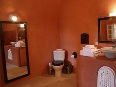 Built bathroom - gorgeous