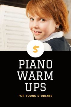 young piano students don't get too excited about stretching or strengthening… until you make these exercises into a game! #PianoTeaching