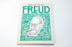 Corinne Maier's new biography of Sigmund Freud told through comics