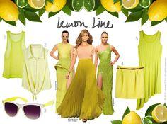 When life gives you lemons, wear 'em!