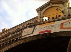 Ponte di Rialto, Venezia, che ricorda il Premio Campiello.