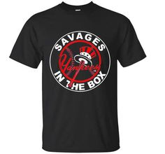 New York Savages In The Box Yankees T-Shirt Yankees T Shirt, Savages, York, Mens Tops, Shirts, Fashion, Wild Ones, Moda, Fashion Styles