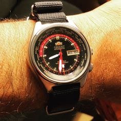 Orient Watch, Beautiful Watches, Omega Watch, Accessories, Fancy Watches, Jewelry Accessories