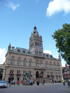 Town Hall, Chester 2