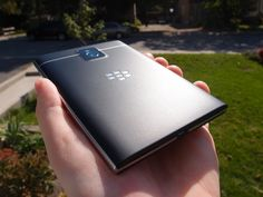 BlackBerry Passport review: The story of a very peculiar phone - http://blackberryempire.com/blackberry-passport-review/ #BlackBerry #Smartphones #Tech