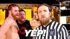 Kevin Owens, Daniel Bryan, Zayn