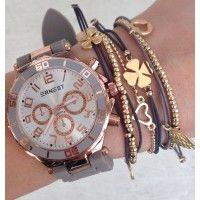 Grey Watch - Rosé Dial
