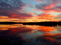 5.9. klo 18:45 #auringonlasku ´n aikaan. #luontokuva