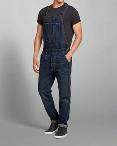 Homecoming spirit overalls - New Ideas Blue Jean Overalls, Skinny Overalls, Dungarees, Bib Overalls, New Man Clothing, All American Clothing, Ripped Denim, Distressed Denim, Dollhouse Jeans