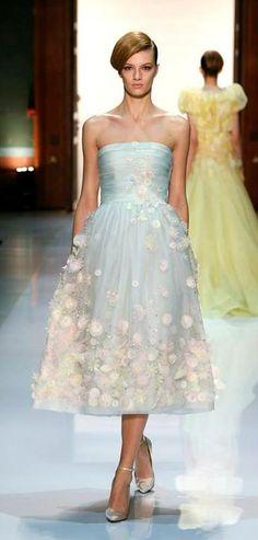 Georges Hobeika Haute Couture 2014