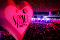 Date: 13. August 2013; Club: Space; City: Ibiza; Country; Spain