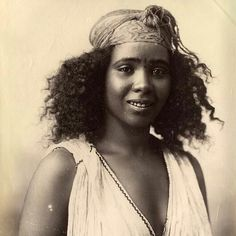 beautiful young maiden. black and gorgeous.1910s