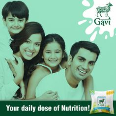 Procured from fine breeds of Swiss Holstein Friesian cows, Gavi is 100 % Pure, rich in Calcium and high in Nutrients and Vitamin D. It is your one-stop solution for good health and vigor.