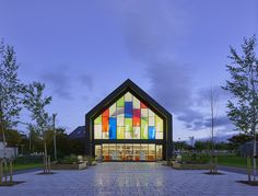 NCT, Newmains. NORR Architects. Image © David Cadzow
