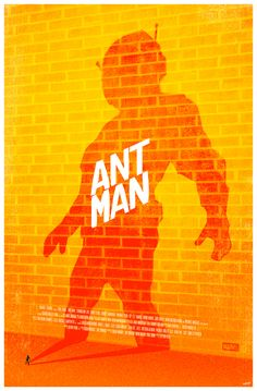 Cool Stuff: Poster Posse Ant-Man Artwork Tribute