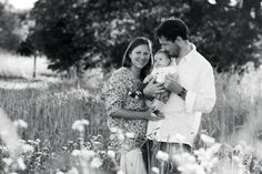 Familienfotoshooting in Basel - Familie - Baby - Fotografie