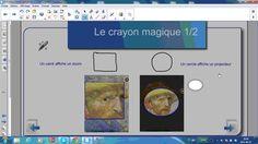 Smart: Utiliser et personnaliser le crayon créatif