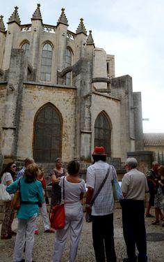 """17 de juliol de 2013, tercer dia. Tercera lliçó: Literatura i territori. Itinerari literari """"De sant Domènec a sant Daniel""""."""
