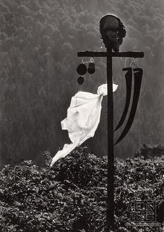 Martin Martinček: Poľný strašiak:1955 - 1975 Old Photos, Mosaic, Angels, Illustration Art, Culture, Black And White, History, Pictures, Photography